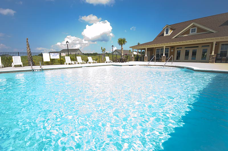 Spring Mill Resort Style Pool