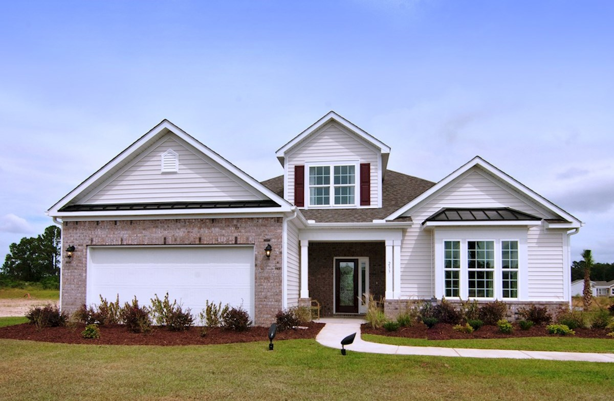 Spring Mill Beazer Valleydale Model Home